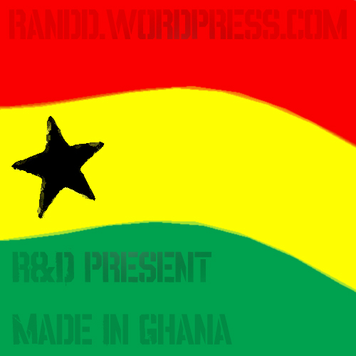 R&D present Made In Ghana